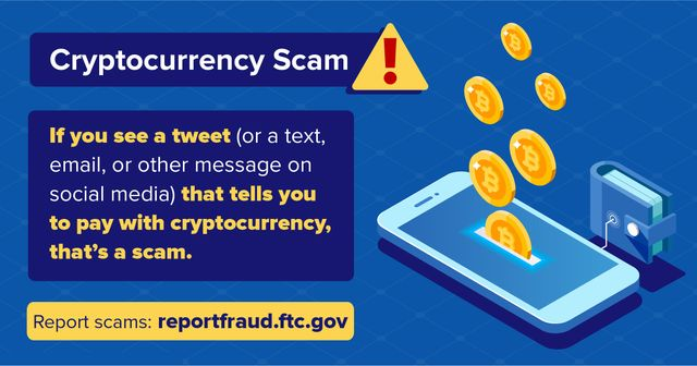 FTC Warns of a Big Increase in Cryptocurrency Investment Scams -- Including Elon Musk Impersonators! featured image