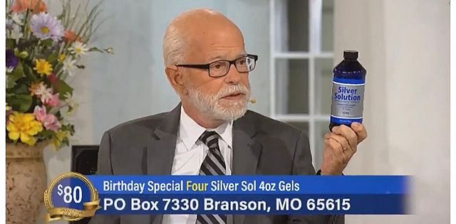 Televangelist Jim Bakker Reaches $156,000 Settlement With Missouri AG Over COVID-19 Treatment Claims featured image