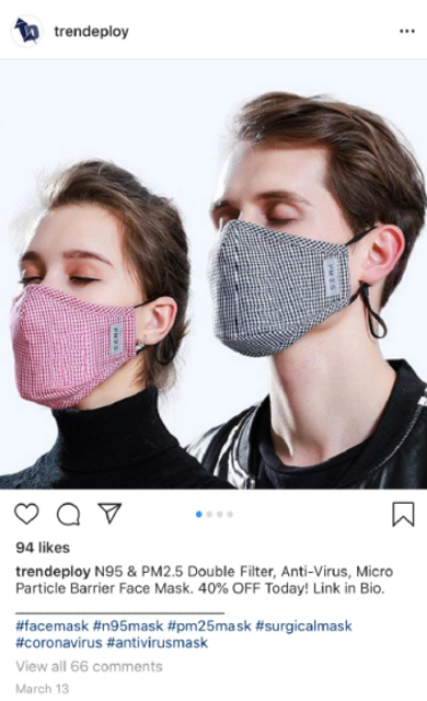 FTC Sues Mask Marketer Over Delivery Promises and Product Claims featured image