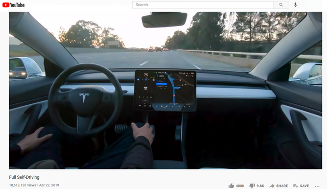 Senators Ask FTC to Investigate Tesla's Self-Driving Claims featured image