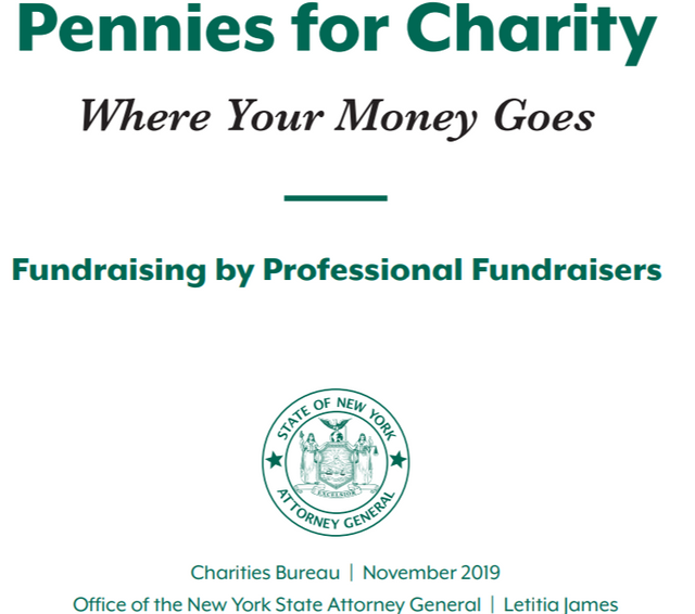 Charitable Fundraising the Focus of New York AG featured image