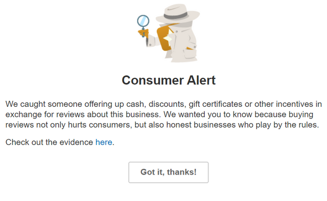 Yelp Names And Shames Business Buying Reviews featured image