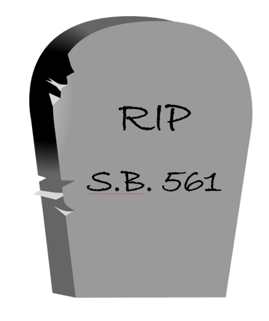 CCPA Amendment Update: Bill to Expand Private Right of Action is Dead (for Now) featured image