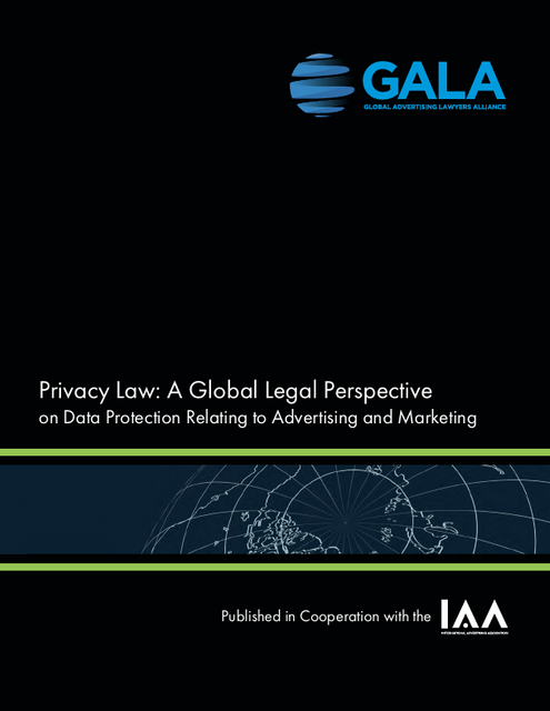 Read the Foreword to GALA's New Privacy Book featured image