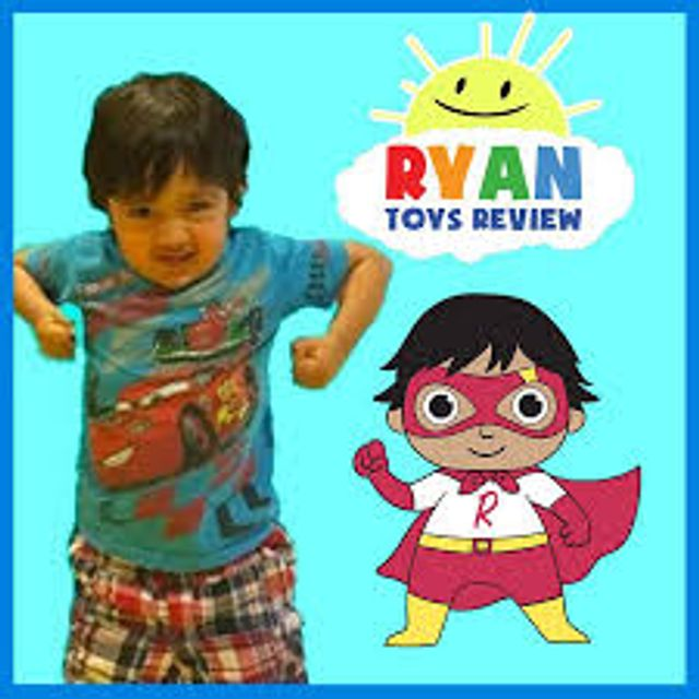 """CARU Reviews YouTube Channel """"Ryan Toys Review"""" featured image"""