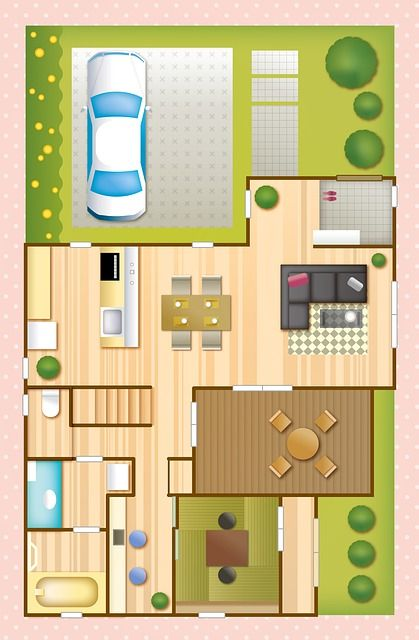 Do You Need a Copyright License to Post a Floorplan of a Building Online? featured image