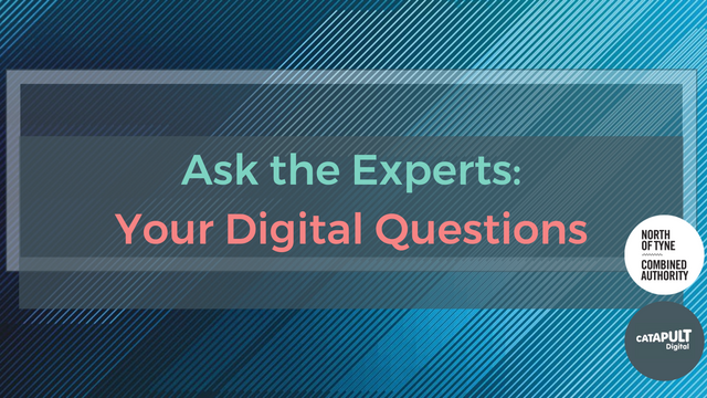 Your Digital Questions: Ask the Experts featured image
