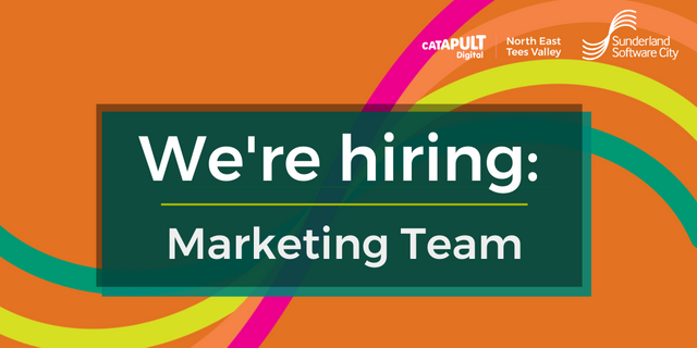 Join our Marketing Team: 4 new roles! featured image