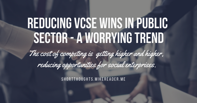 Social enterprises are missing out on public procurement - here's why. featured image