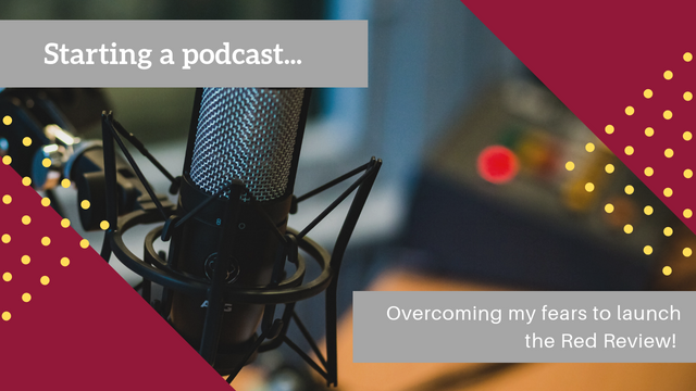 Starting a podcast... featured image