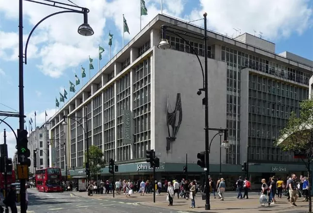 John Lewis and its early Christmas planning present – to itself. featured image
