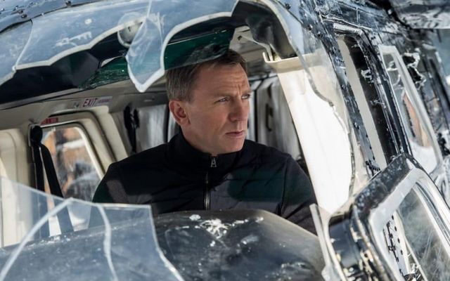 """""""Ah, Mr Bond you are too late to save the world."""" """"You forget the 'prevention' principle Blofeld"""", says Bond smoothly. featured image"""