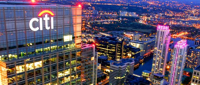 Citigroup in talks to buy Canary Wharf HQ - IFRS 16 taking effect? featured image