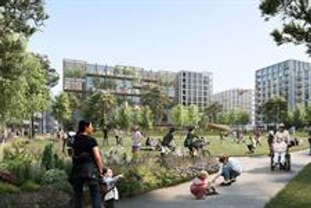 An exciting scheme - but can it deliver all the affordable homes? featured image