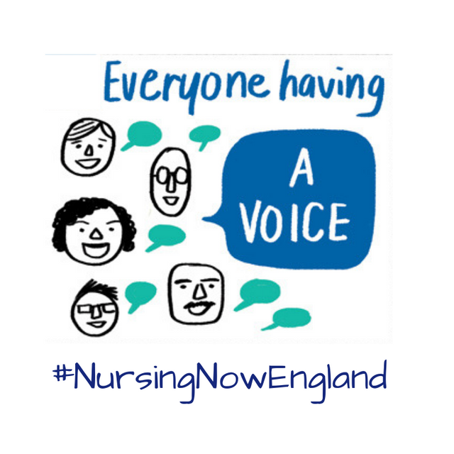 #NursingNowEngland: Use the # and Be Counted! featured image