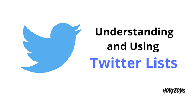 Understanding and Using Twitter Lists featured image