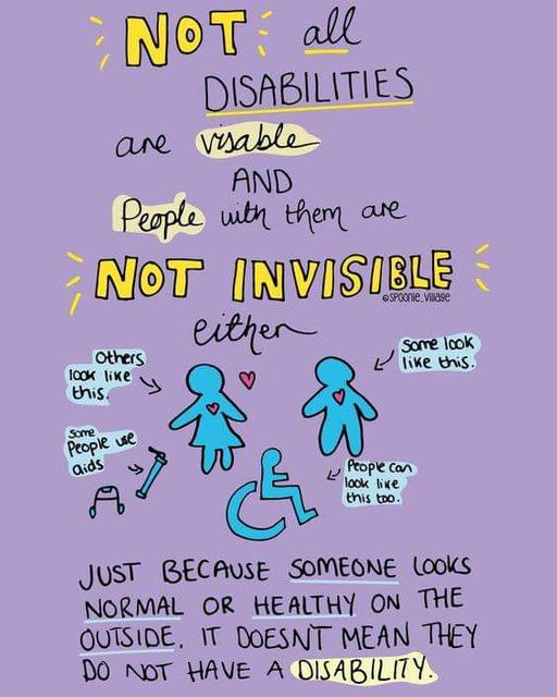Invisible Disabilities featured image