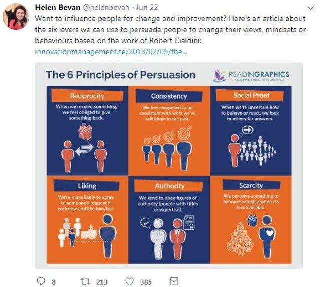 Tweets of the Week 22 June, 2018 featured image