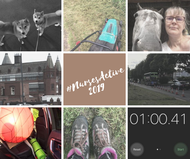 Going for Gold #NursesActive featured image