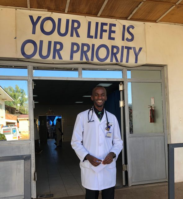 How Rwanda's new Emergency Medicine team reduced mortality rates from 6% to 1% featured image