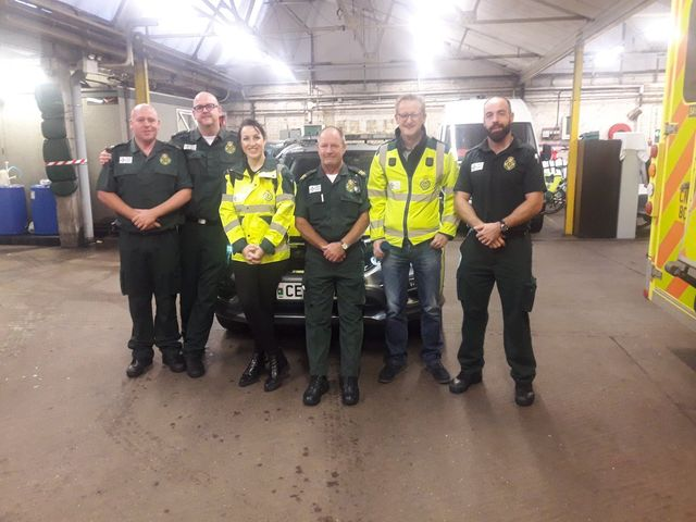 Reflections on Shadowing Welsh Ambulance Crews featured image