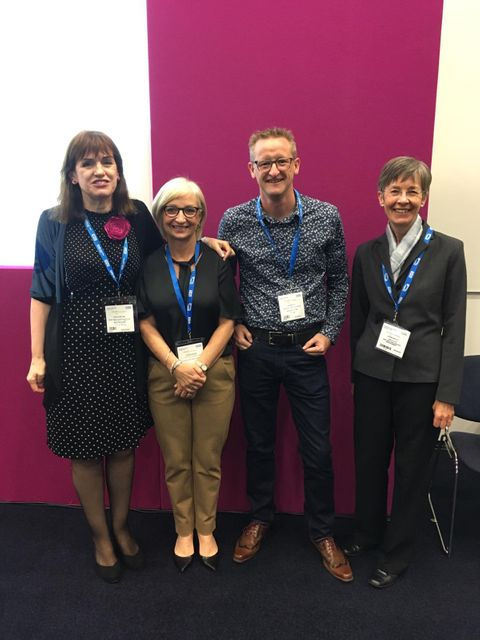 Moving to Action: Spreading and Scaling Change Session at Expo 2019 featured image