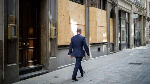 Will the square mile ever get it's bustle back? featured image