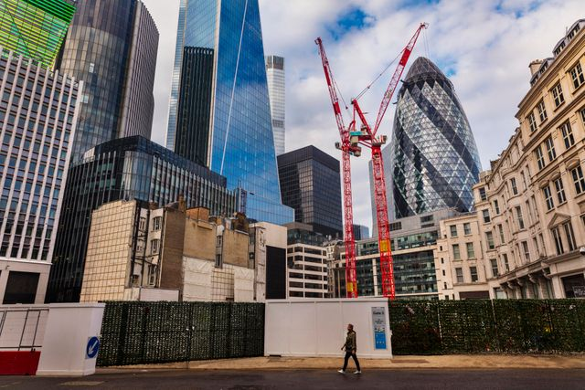 City of London to turn empty offices into houses featured image
