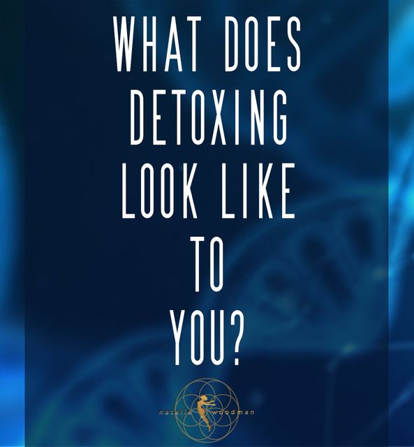 What does detoxing look like to you? featured image