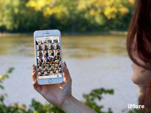 How to make a decent, shareable image at an event using your phone ? featured image