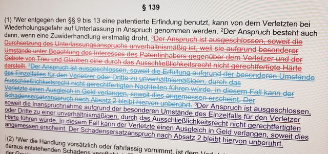 Deliberations on the modernization of the German Patent Act have started featured image