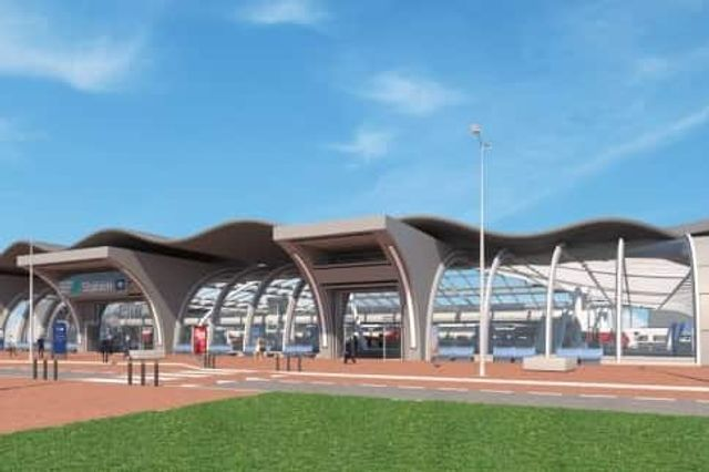 Rail link to Doncaster Sheffield Airport: flight of fancy? featured image