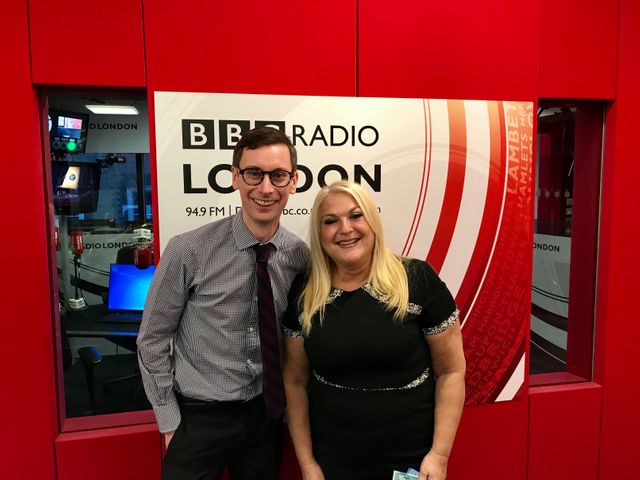 BBC Radio London - news review featured image