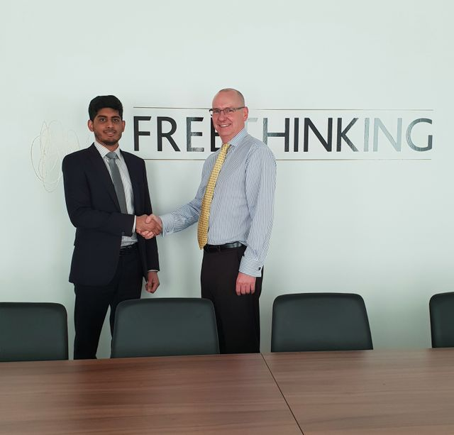 Freeths Stoke Dispute Management team appoints Waseem Ahmed, Solicitor. featured image