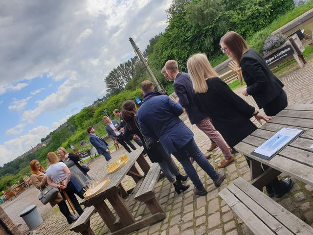 Freeths LLP Stoke host event for future-leaders at Middleport Pottery! featured image
