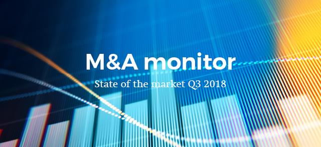 Freshfields' Q3 2018 M&A monitor featured image
