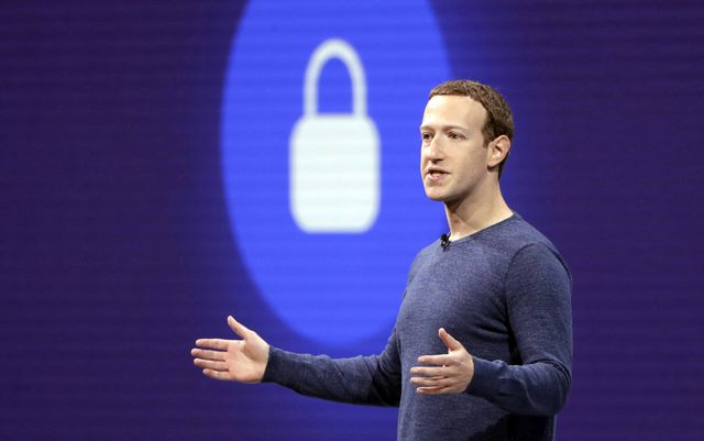 Facebook considers using Blockchain technology for logging in featured image