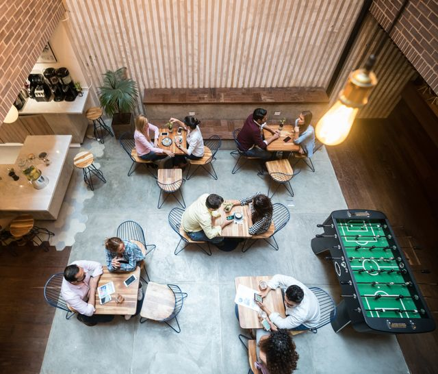 Co-working: Believing in collaboration rather than competition featured image