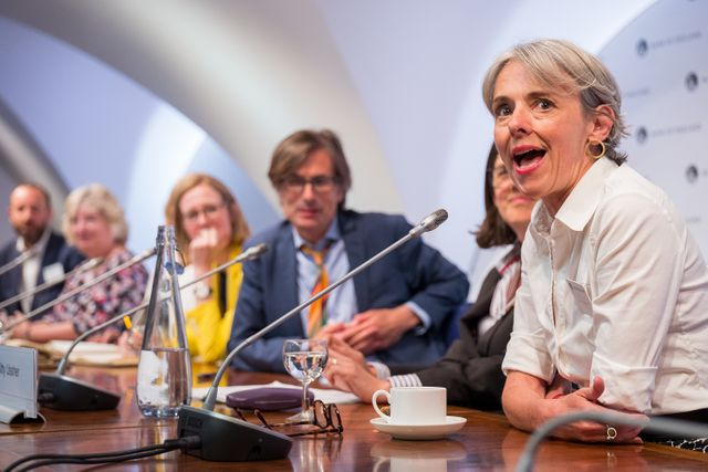 """Lucy Kellaway: """"People should be able to start all over again at any point"""" featured image"""