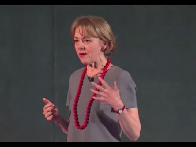 Lucy Kellaway 'I'm becoming a teacher at 58 – this is why you should too' -TEDx featured image