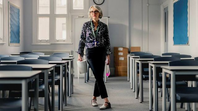 Lucy Kellaway heads back to school — anxiously (Financial Times) featured image