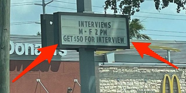 Paying people just to attend an interview! Scale of hospitality recruitment challenge? featured image
