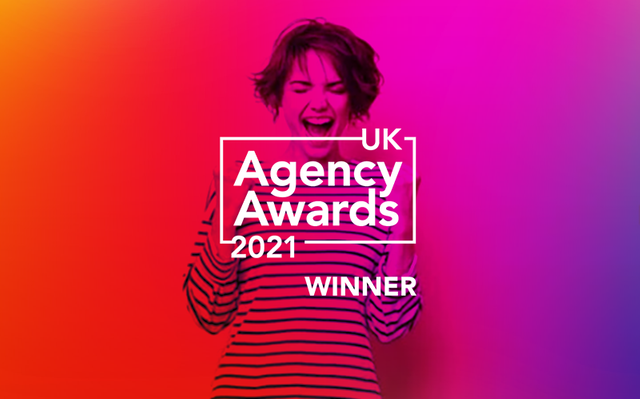 Bridge win 'Most Innovative Agency in the UK' award featured image