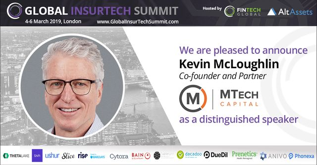 MTech Capital to speak at Global Insurtech Summit featured image