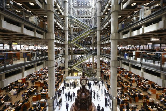 Lloyd's is going digital -- or so it hopes featured image