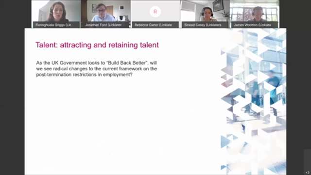 The future for the UK's fintech sector #4 - Attracting and retaining talent featured image