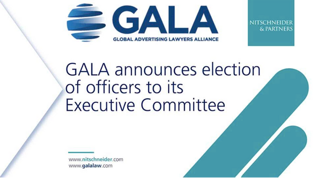 GALA announces officers to ExCo. Dusan Nitschneider elected President EMEA. featured image