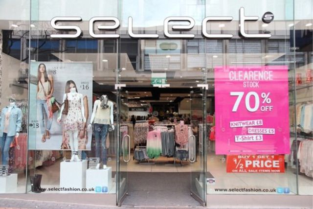 Retailer Select Enters Administration featured image