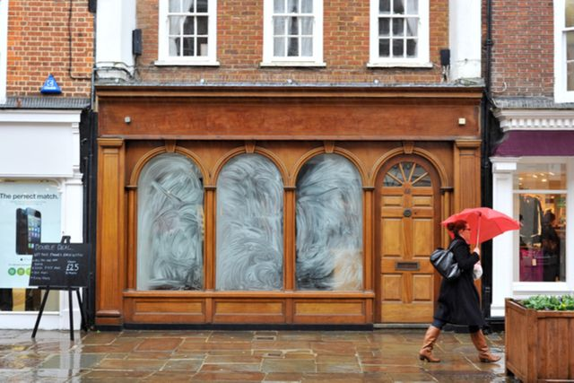 High Street Vacancy Rates Hit 10% featured image