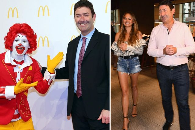 YOU CAN HAVE FRIES WITH YOUR BIG MAC, BUT NOT LOVE. featured image